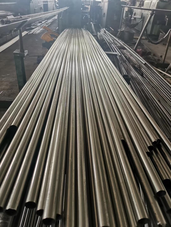 15*1精密不锈钢管单个规格定做重量300kg交货期一个月左右(图1)