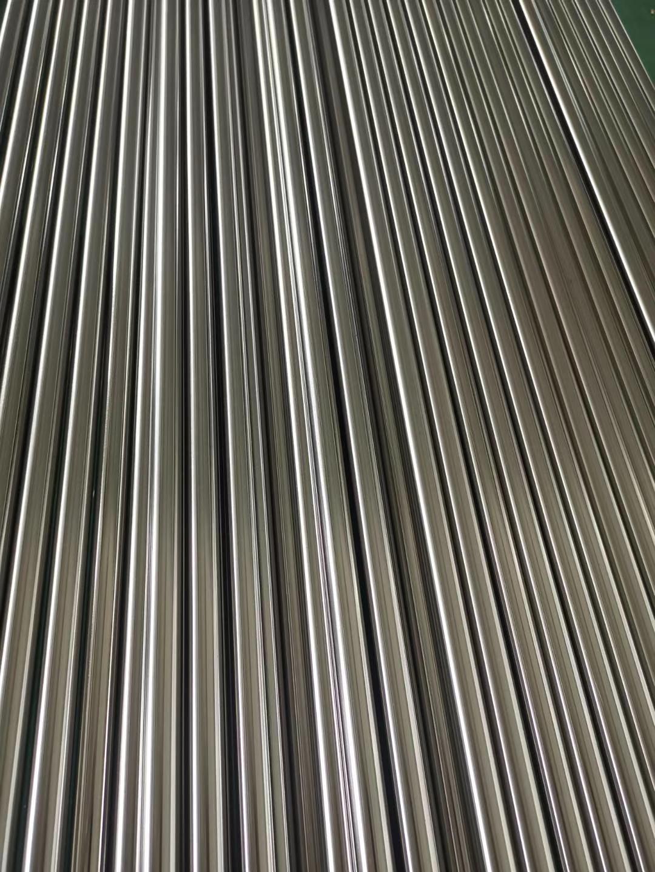 15*0.5精密不锈钢管二步法冶炼工艺为电弧炉转VOD真空精炼炉(图1)