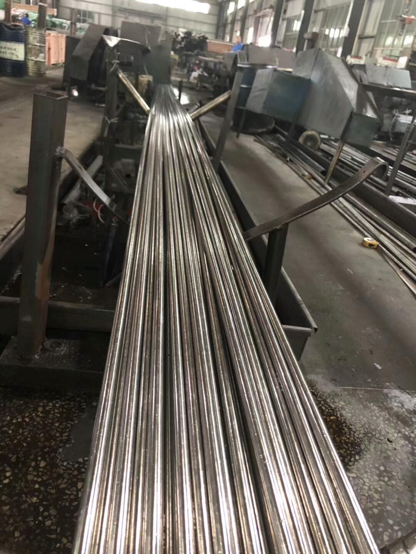 15*0.5精密不锈钢管二步法冶炼工艺为电弧炉转VOD真空精炼炉(图3)