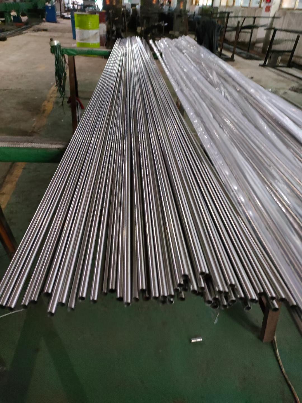 15*0.5精密不锈钢管二步法冶炼工艺为电弧炉转VOD真空精炼炉(图2)