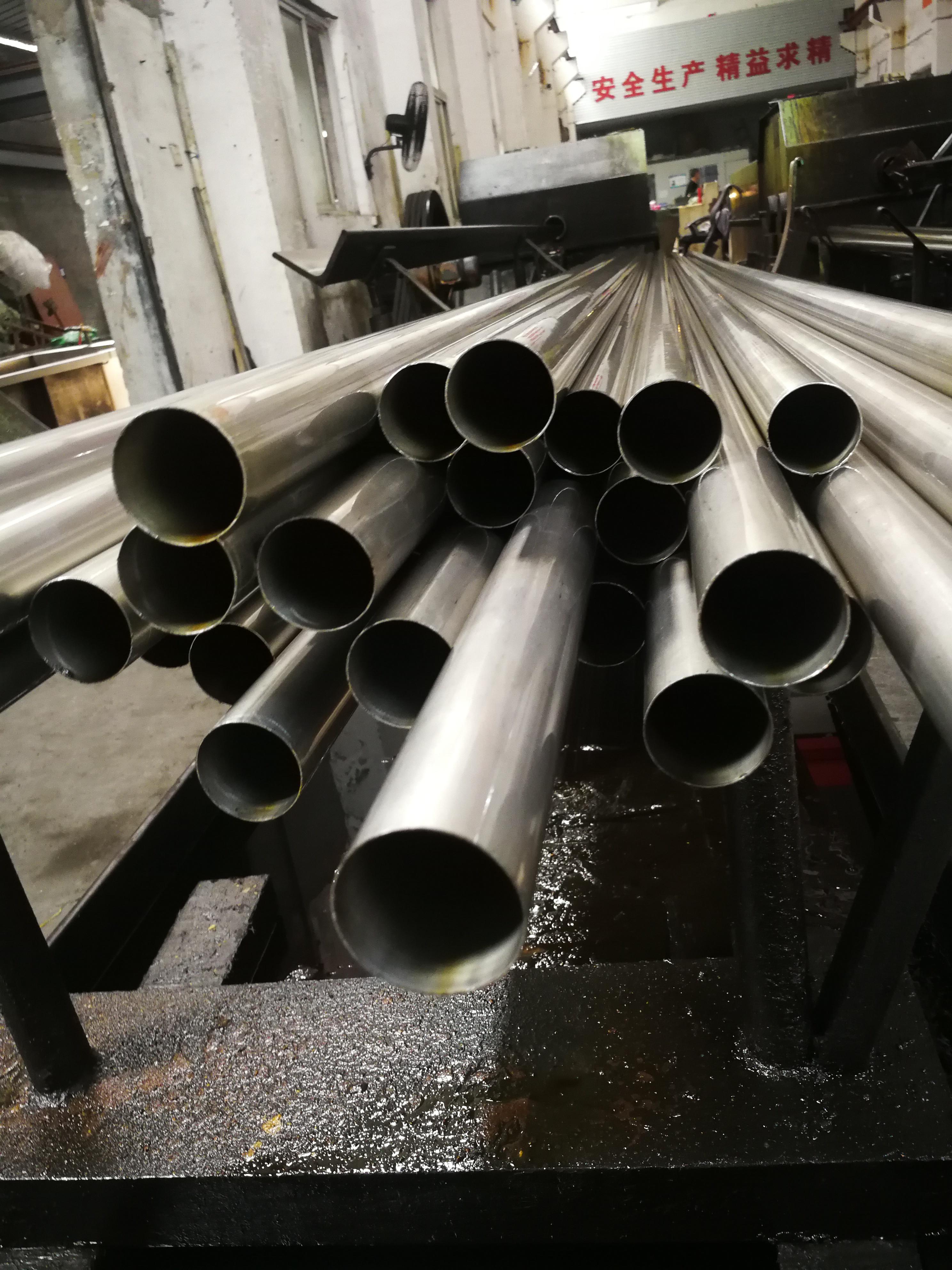 42*0.5精密不锈钢管发货需附带出库单和产品检验证明书(图3)