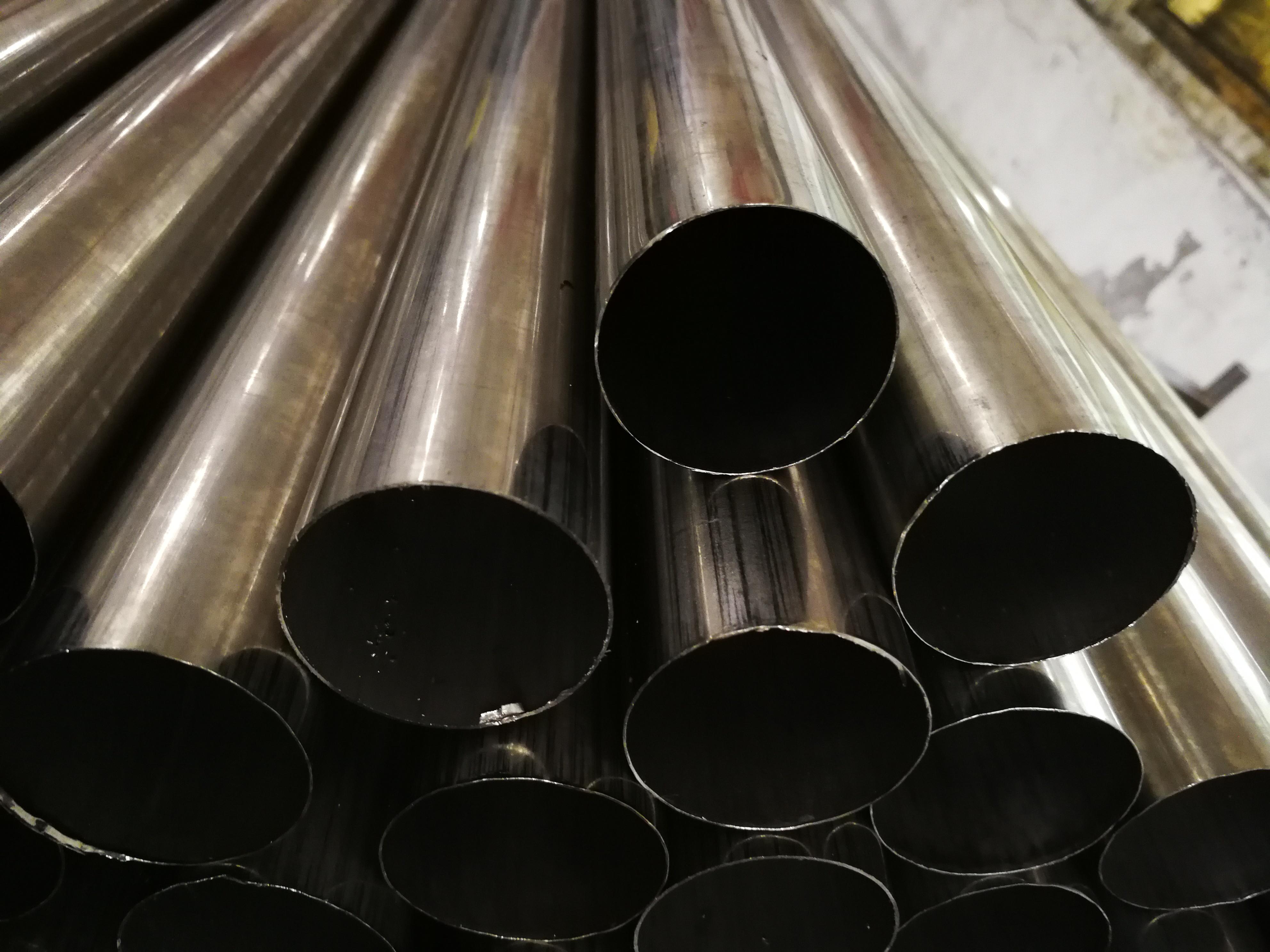 65*2卫生级不锈钢管接受的零件质量并在对质量产生影响之前发现任何变化(图1)