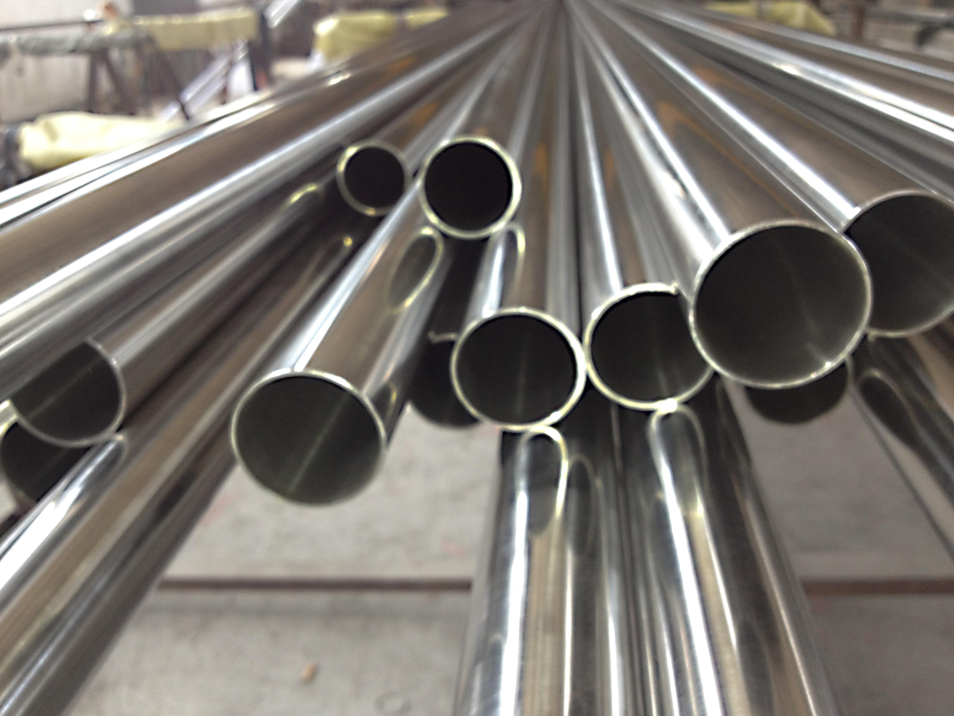 65*2卫生级不锈钢管接受的零件质量并在对质量产生影响之前发现任何变化(图2)